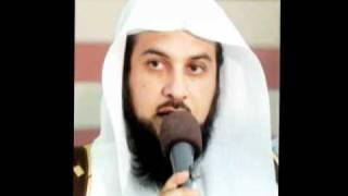 نشيد بصوت الشيخ محمد العريفي رائع جدا