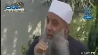 ابي اسحاق الحويني وقصة المرأة المغربية